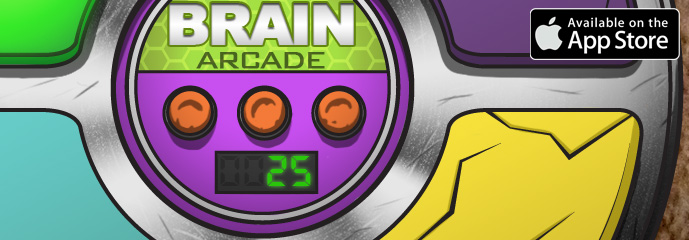 Brain Train - Memory Arcade Game