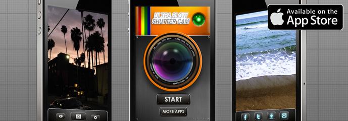 Slow Shutter Camera