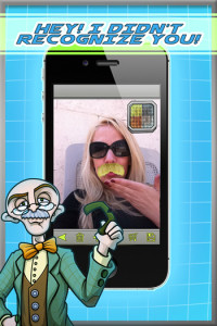 Mustache Disguise Secret Selfie Photo Booth - FREE Beard Maker