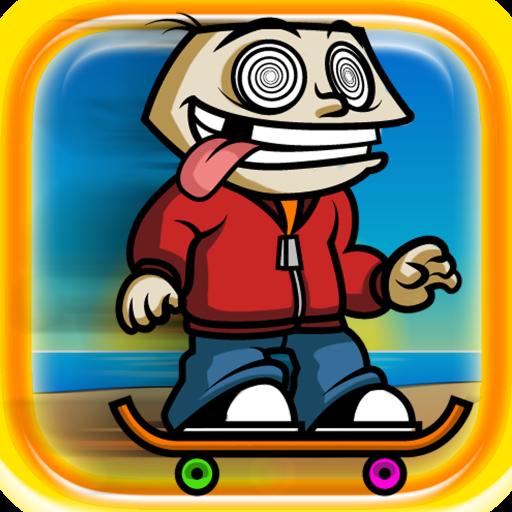 Skate PHONgO - Jump or Die